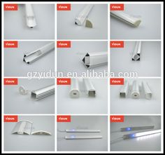 Source Anodized Aluminum Channel triangle for led tap light/led tap light aluminum profile heat sink on m.alibaba.com