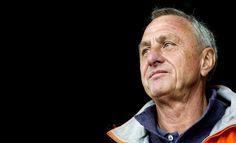 Footballing legend Johan Cruyff dies