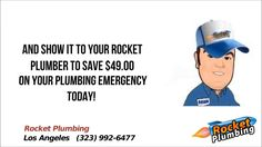 The best plumber in Los Angeles should have the best Plumbing Service coupon, don't you think? Most plumber services will make you print out the coupon. Plumbing Emergency, 4th Street, Santa Monica, Reading, Reading Books