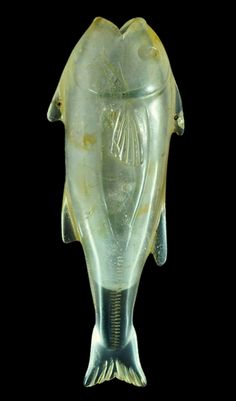 Roman Carved Rock Crystal Fish, 1st Century AD at Ancient & Medieval History