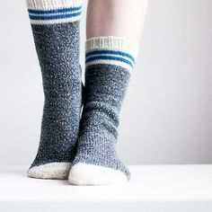 rililie faved Trin-Annelie's first socks