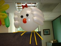 Chicken Twist Balloon