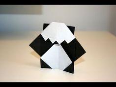Origami tutorial - Mini Panda