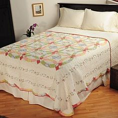 Gorgeous Bedspread By Phi Modern Heirloom Collection Rose
