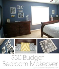 Elegant How to Redo A Bedroom On A Budget