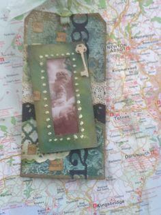 The key tag