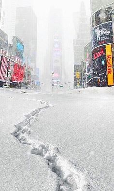 Winter Wonderland in Times Square, New York Empire State Of Mind, Winter Wonderland Christmas, New York Christmas, Urban Survival, Canada, City That Never Sleeps, Concrete Jungle, Famous Places, Best Cities