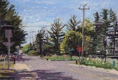Painting the Road Less Traveled | Pastel Painter Darron Lillian