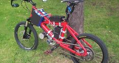 This is a custom 20-inch hot rod electric bike. | ELECTRICBIKE.COM