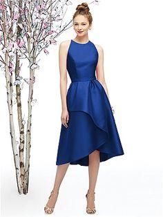 Lela Rose Style LR206 http://www.dessy.com/dresses/bridesmaid/lr206/