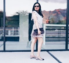 Summer Neutrals www.AugustRunway.com #fashion #style #trends