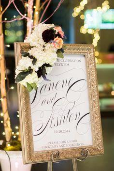 Elegant wedding ceremony idea; photo: Blush Photography