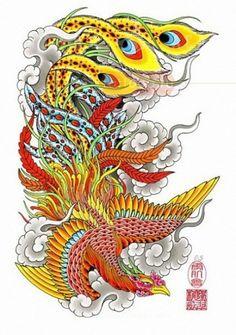 (5) Gallery.ru / Фото #8 - Китайский феникс - Kristelle