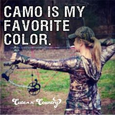 #camo #camogirl Make sure to follow Cute n' Country at http://www.pinterest.com/cutencountrycom/