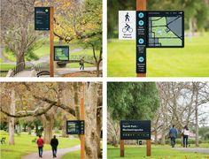 City of Adelaide Wayfinding http://www.studiobinocular.com/2015/08/city-of-adelaide/