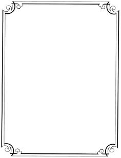 Free Printable Clip Art Borders Free Vintage Clip Art Calligraphy Borders and Frames Vintage Clipart, Clip Art Vintage, Vintage Frames, Free Printable Clip Art, Printable Border, Printable Labels, Printable Vintage, Printable Frames, Vignettes