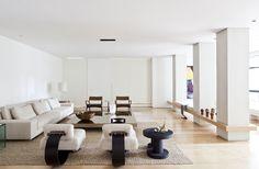Apartamento Itaim / SALA 2 Arquitetura e Design @Sala2arqui #living #decor