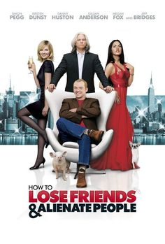 Watch How to Lose Friends & Alienate People (2008) Full Movie HD Free Download