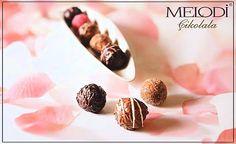 Melodi Trüf Çikolata, dünyanın en kaliteli kakaosundan üretilmektedir. Çikolata seçiminizi şansa bırakmayınız.