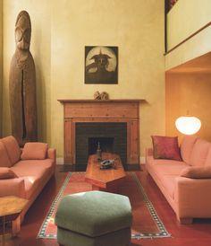 The Artful Lodgers - Francesco Clemente-Wmag