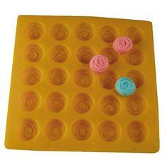 Cream Cheese Mints | Mint Molds | Graduation Parties |