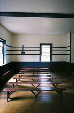 Shaker Village of Pleasant Hill, KY