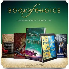 With Love for Books: March Book of Choice Giveaway Hop Win a March book of choice! http://www.withloveforbooks.com/2017/03/march-book-of-choice-giveaway-hop.html