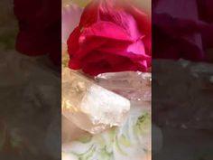 Vägledd meditation, kristall-änglar kurs, Ängeln Jofiel - YouTube