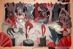 The sounds of nature By KARL JAMES MOUNTFORD http://karljamesmountford.tumblr.com come and have a gander