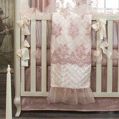 Glenna Jean Remember My Love 4 Piece Crib Bedding Set, Affiliate Pink Bedding Set, Nursery Bedding Sets Girl, Best Bedding Sets, Baby Bedroom, Girl Nursery, Princess Nursery, Pink Crib, Ikea Bedroom, Nursery Ideas