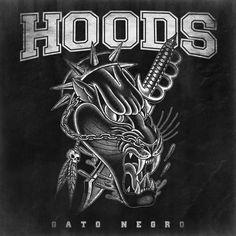 """Hoods - """"Gato Negro"""""""