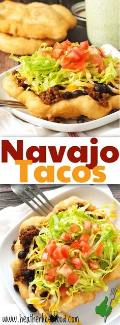 Navajo Tacos are easy if you follow a few tips for the best fry bread ever!