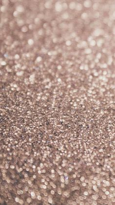 Rose gold glitter background ♡