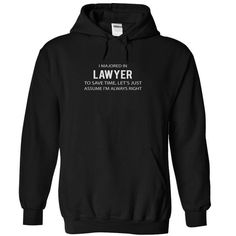 Make this awesome proud Lawyer: LAWYER - JobTitle as a great gift for Lawyers