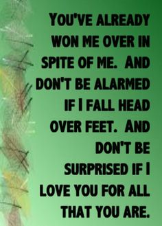 Apparently I didn't know Alanis Morissette - Head Over Feet taught me to fall in love. Lol