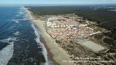 A Terceira Dimensão - Fotografia Aérea: Praia da Vieira