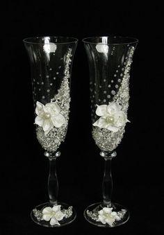 imagenes de copas y flores - Buscar con Google