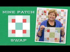 MSQC Tutorial - 9 Patch Swap Quilt