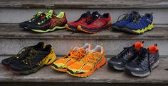 Best Trail Running Shoes of Spring 2016 (Stability/Support)