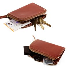ディアリオ ハンディLファスナー – 土屋鞄製造所 Leather Craft, Card Case, Leather Wallet, Zip Around Wallet, Coin Purse, Tetsu, Purses, Wallets, Coin Purses