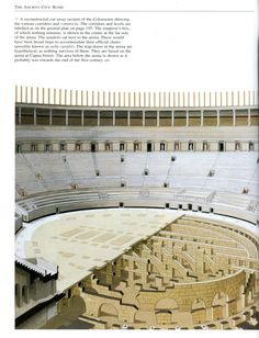 How Colosseum Look Like Originally Ancient Rome