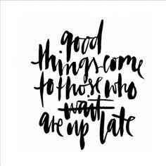 Jasmine Dowling's Instagram, Caligraphy, Typography