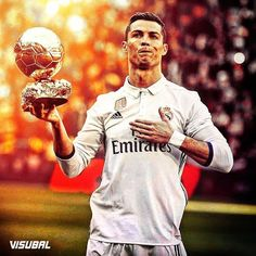 Welcome to Olusola Olaniyi's Planet blog : Video: Cristiano Ronaldo presented his fourth Ball...