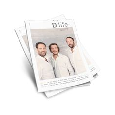 D'life – Dürr Dental's new customer magazine  With the newly designed customer magazine D'life, the Dürr Dental AG offers her customers an exciting range of topics, appealing professionally and emotionally.   More info: http://www.duerrdental.com/en/news/news/news-singleview/details/dlife-duerr-dentals-new-customer-magazine-386/853/ (rf)  #dlife #magazine #dental #dürrdental