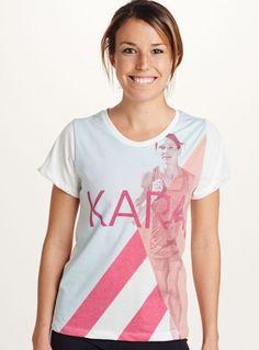 Get your fangirl on with marathoner, Kara Goucher!