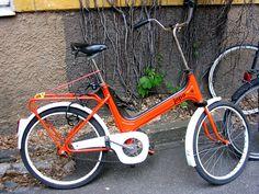 Jopo bike   In Finland rijdt bijna iedereen op een Jopo fiets!
