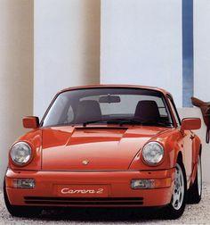 1991 Porsche 911(964) Carrera 2