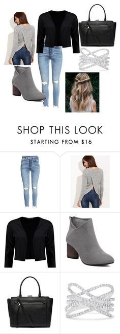 """""""Untitled #90"""" by bosniamode ❤ liked on Polyvore featuring Boohoo, Witchery and Effy Jewelry"""