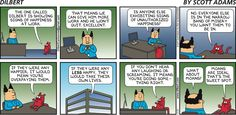 Dilbert Comic Strip on 2017-01-01 | Dilbert by Scott Adams