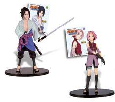 Numéros de Collection de Figurines de Naruto Shippu...